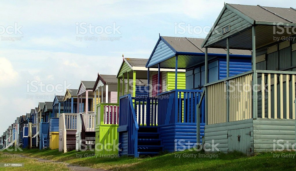 Beachcolours stock photo