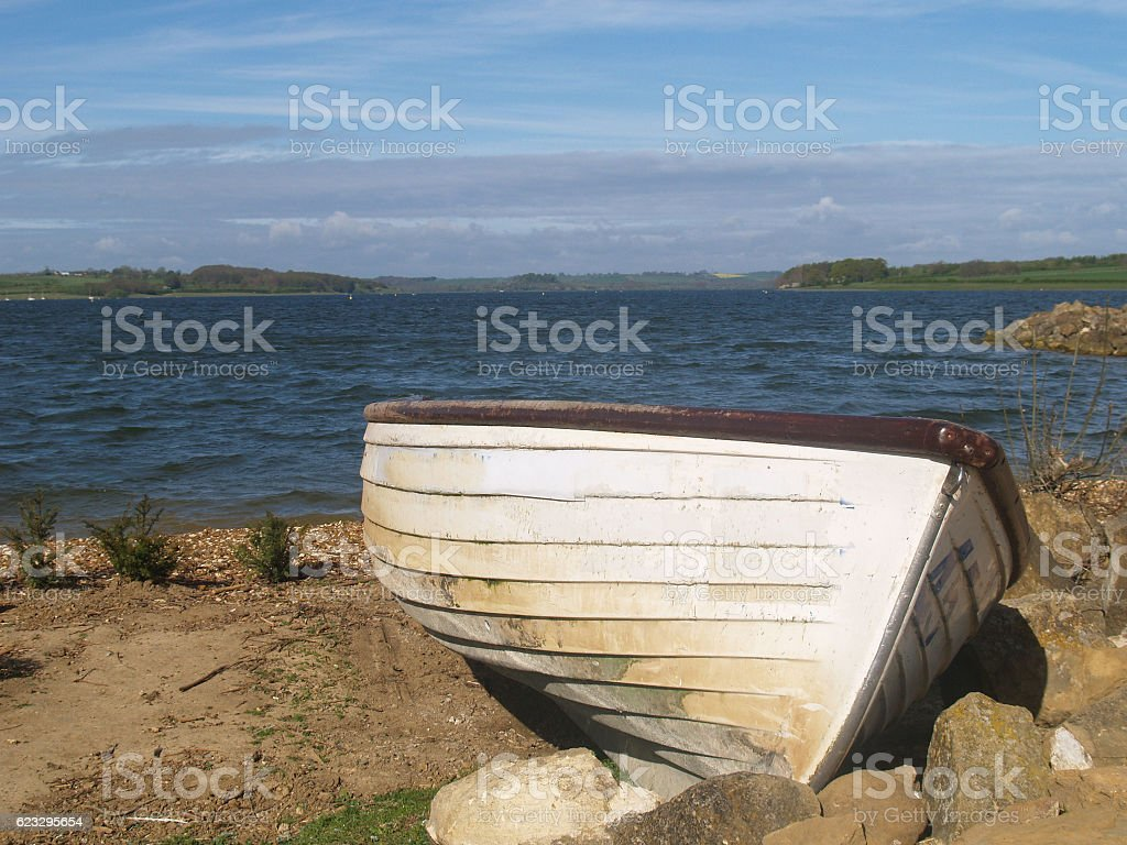 Beached stock photo