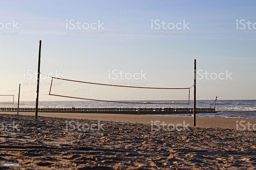 Beachvolleball 02 stock photo