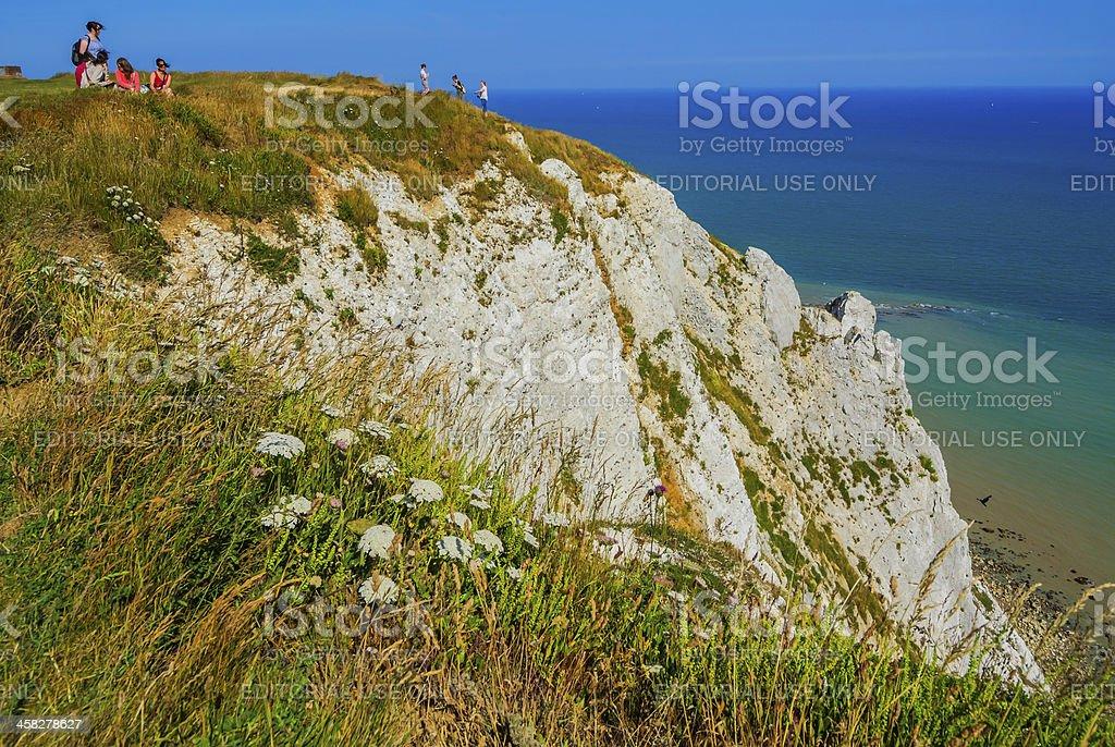 beachy head royalty-free stock photo