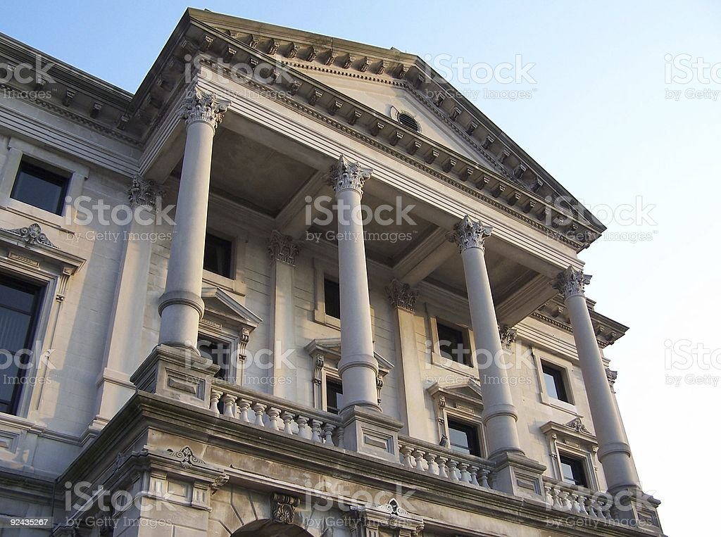 Beacon of Justice royalty-free stock photo