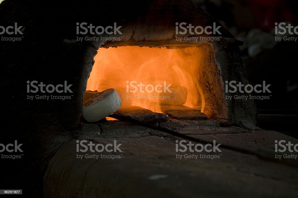 Bead Kiln stock photo