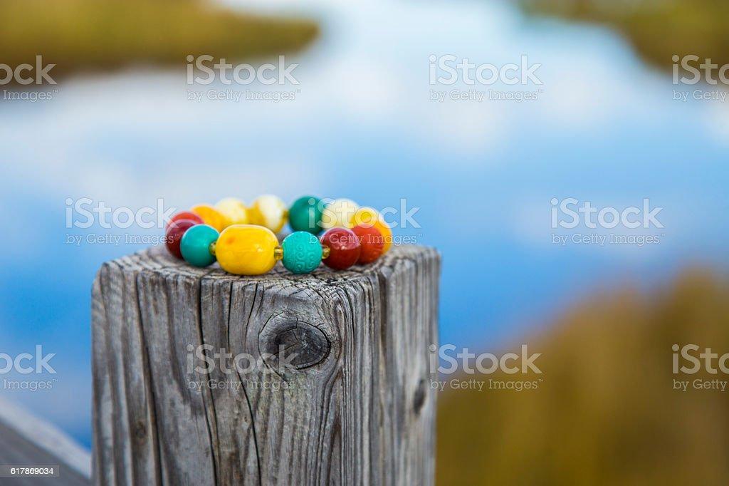 Bead stock photo