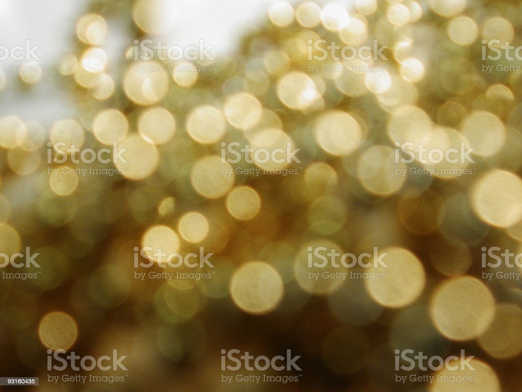 Beads Blur royalty-free stock photo