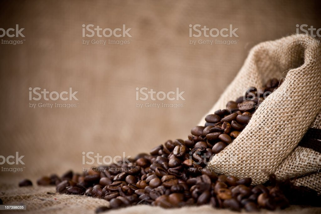 Bean coffee stock photo