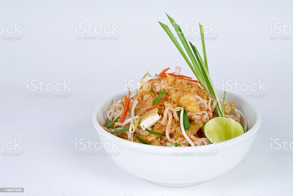 bean sprout bowl royalty-free stock photo