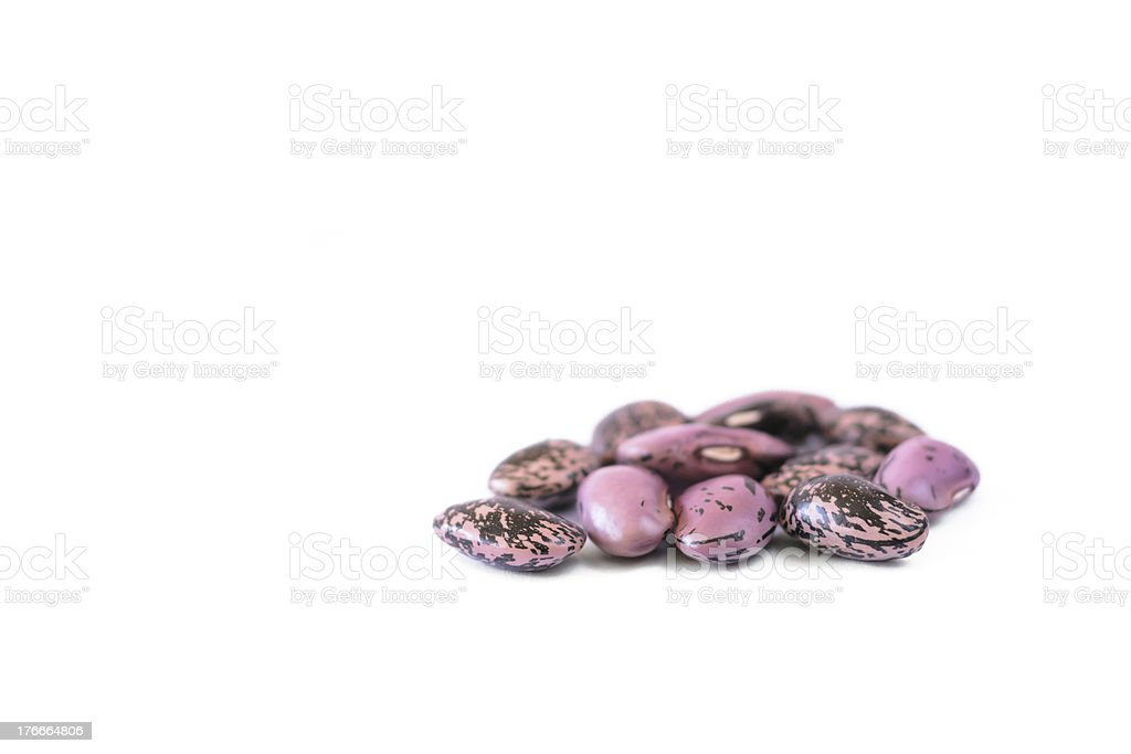 Bean texture royalty-free stock photo