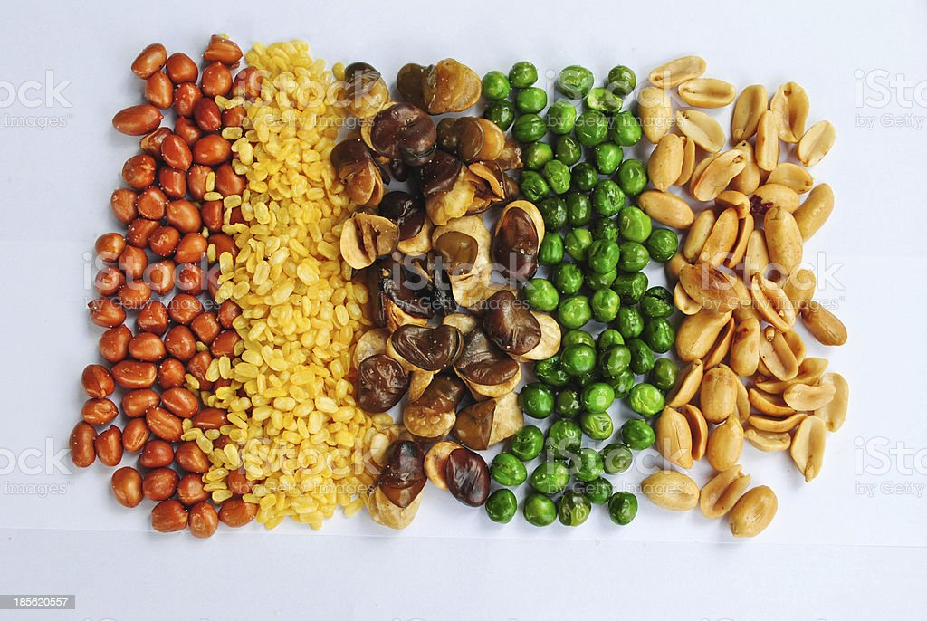 Bean variety royalty-free stock photo