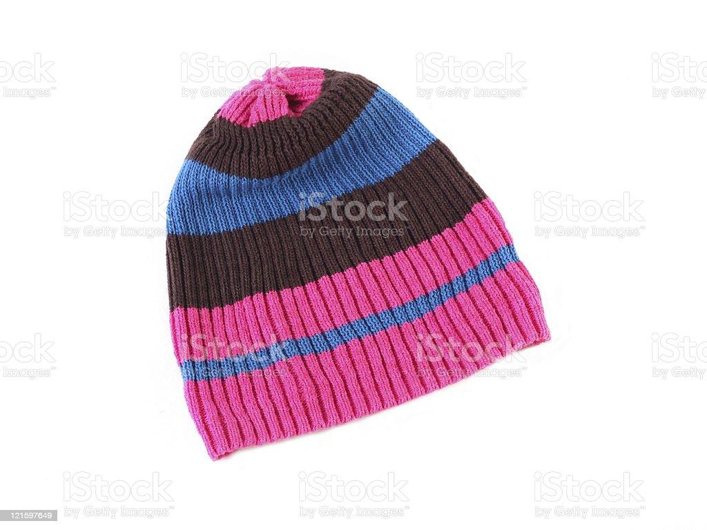 Beanie Hat royalty-free stock photo