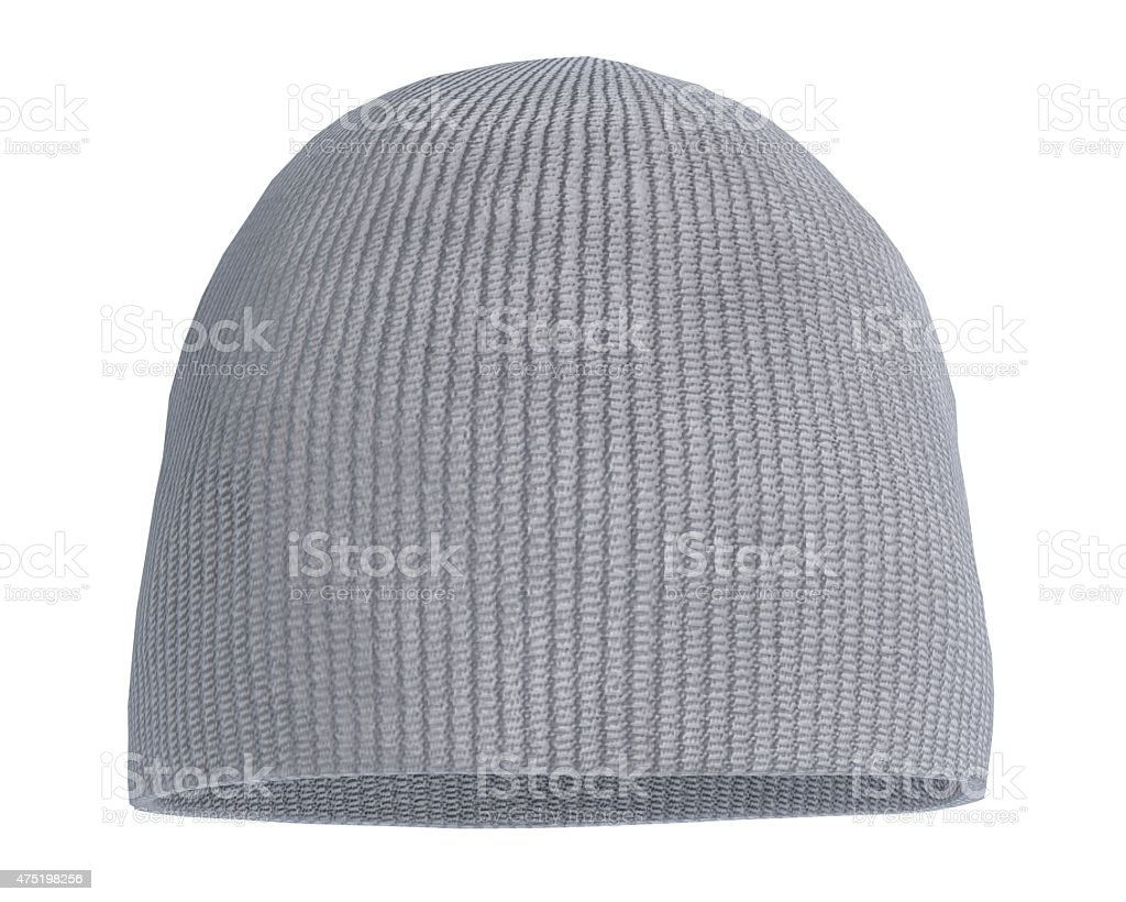 Beanie Hat vector art illustration