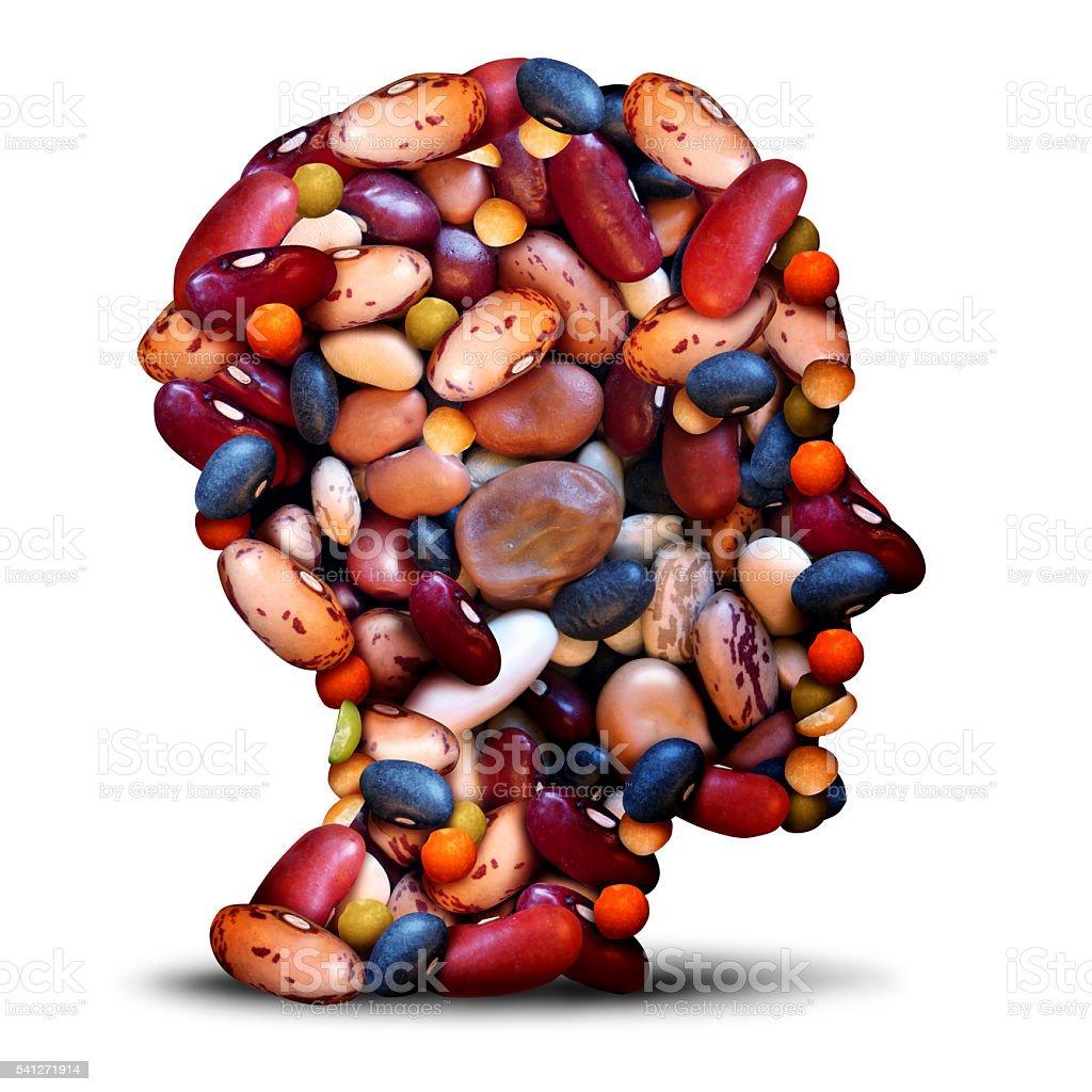 Beans And Lentil Idea stock photo
