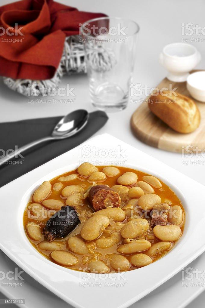Beans. stock photo