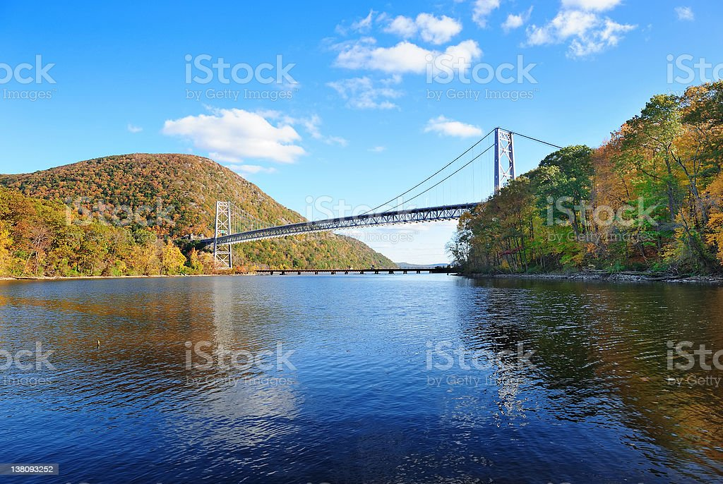 Bear Mountain stock photo