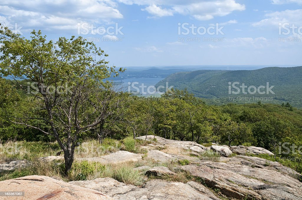 Bear Mountain royalty-free stock photo