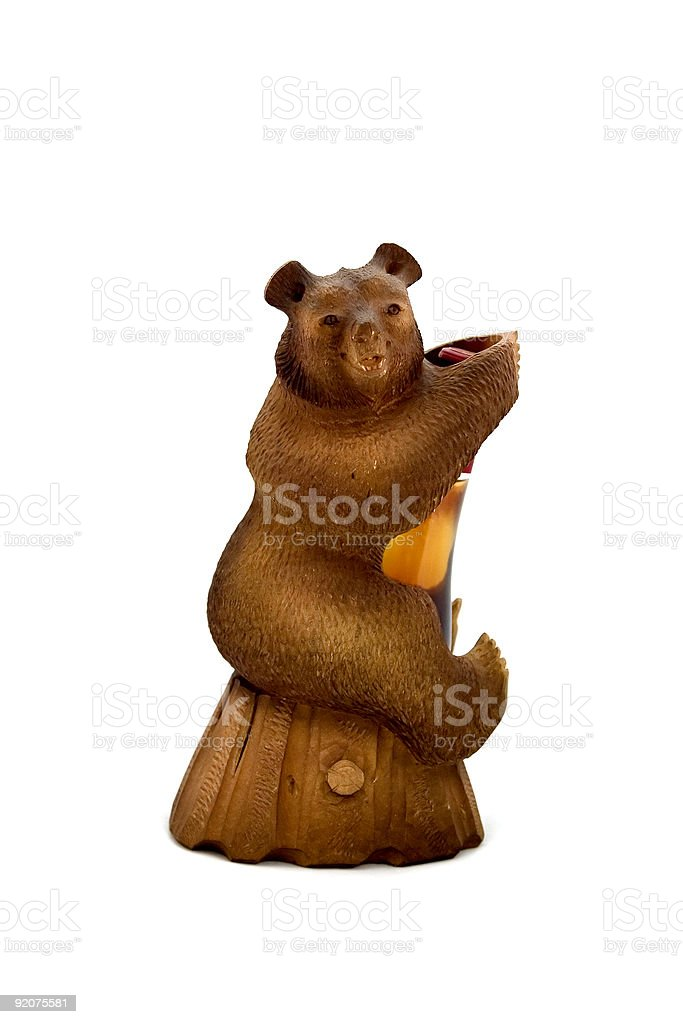 Bear royalty-free stock photo