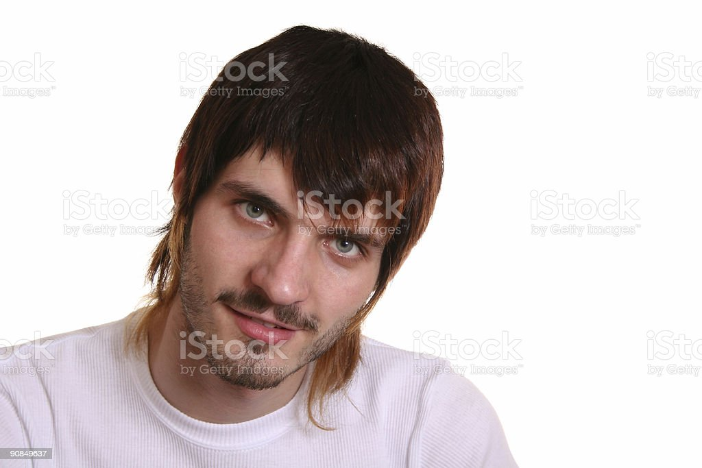 beardman stock photo
