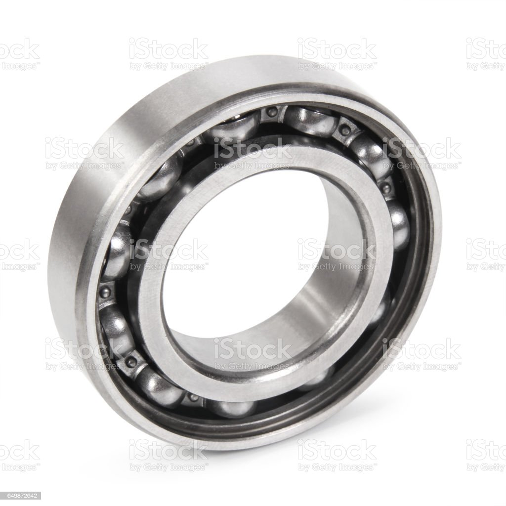 bearing and gear cog stock photo