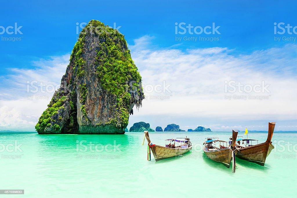 Beaty limestone rock stock photo