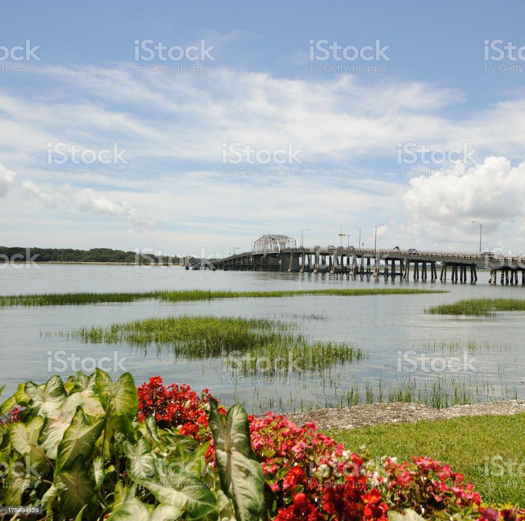 Beaufort, South Carolina stock photo