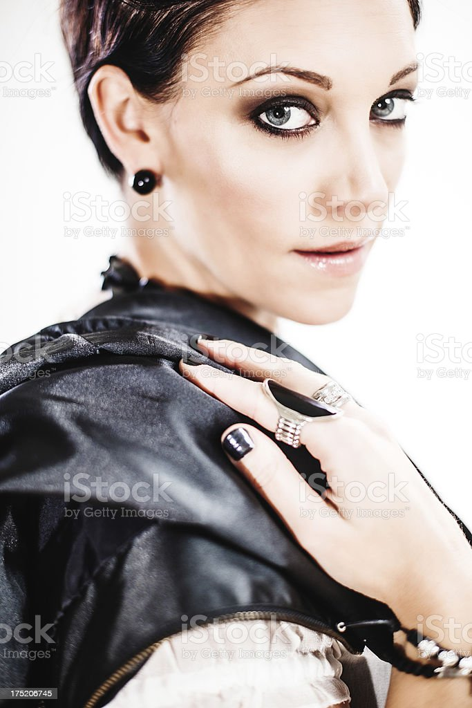 Beauitful woman royalty-free stock photo