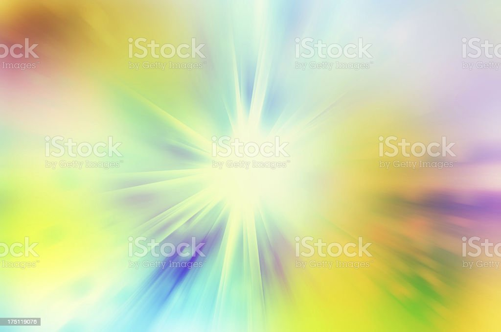 Beautiful abstract fantasy background royalty-free stock photo