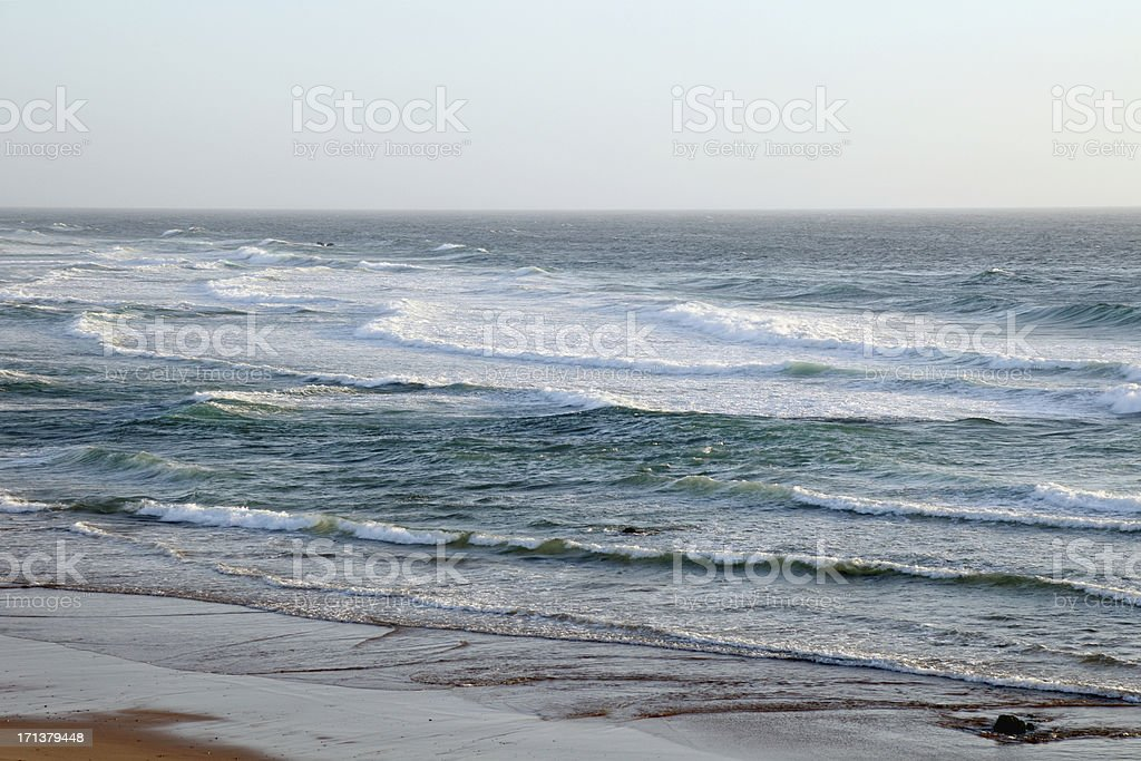 Beautiful Amado beach stock photo