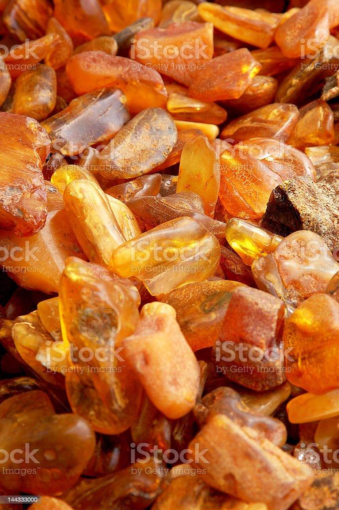 Beautiful amber royalty-free stock photo