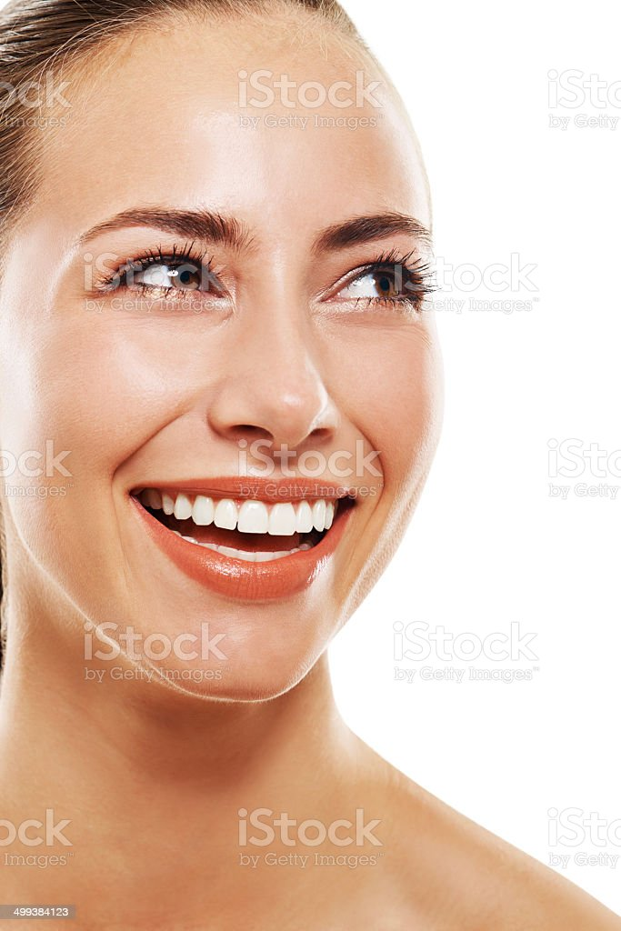 Beautiful and care free stock photo