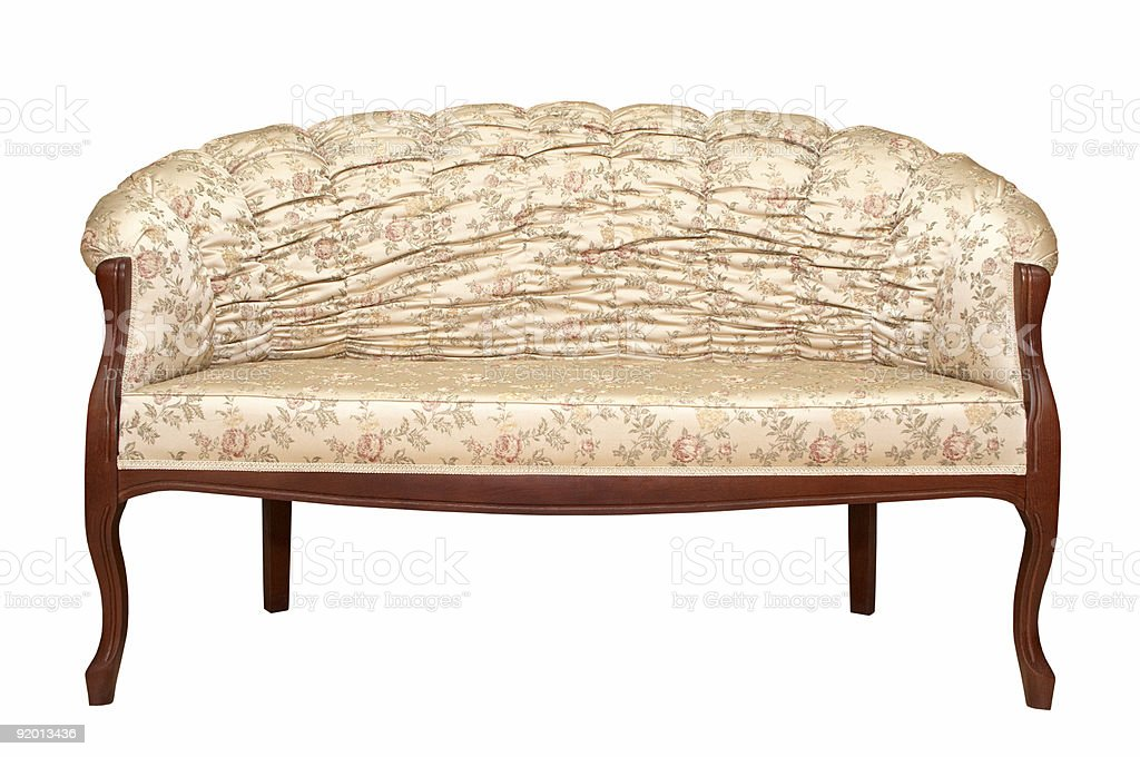 Beautiful and fashionable sofa royalty-free stock photo