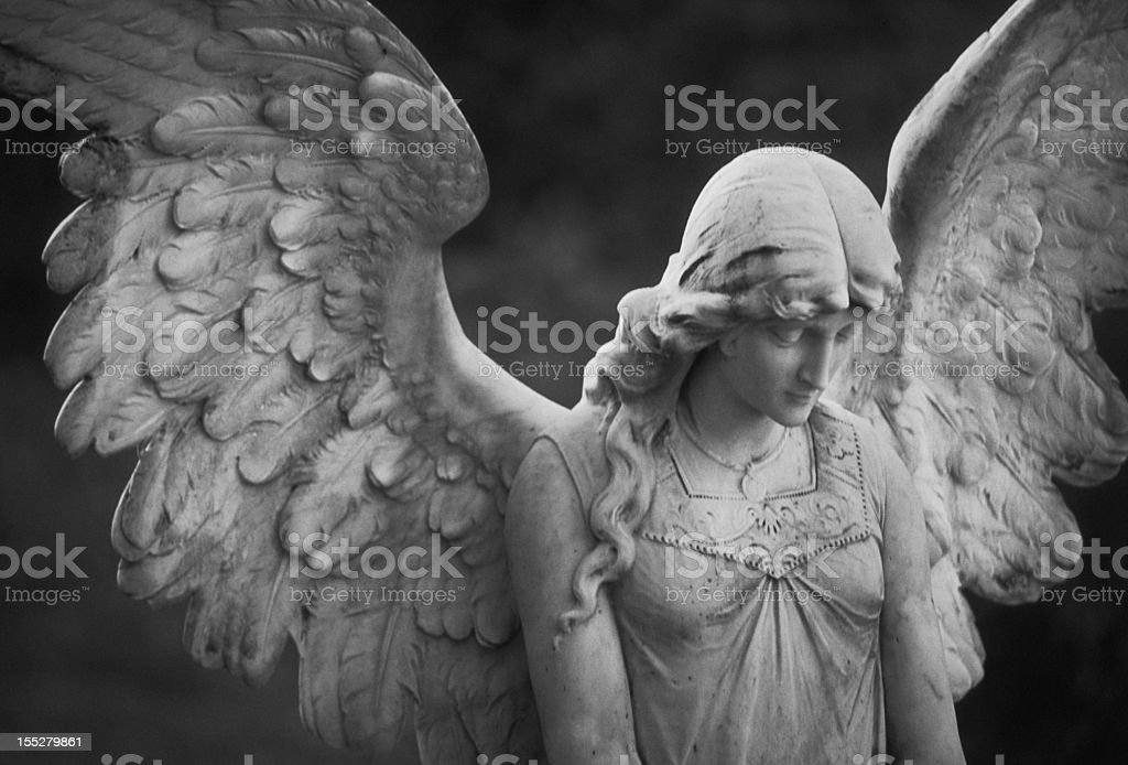 Beautiful Angel royalty-free stock photo