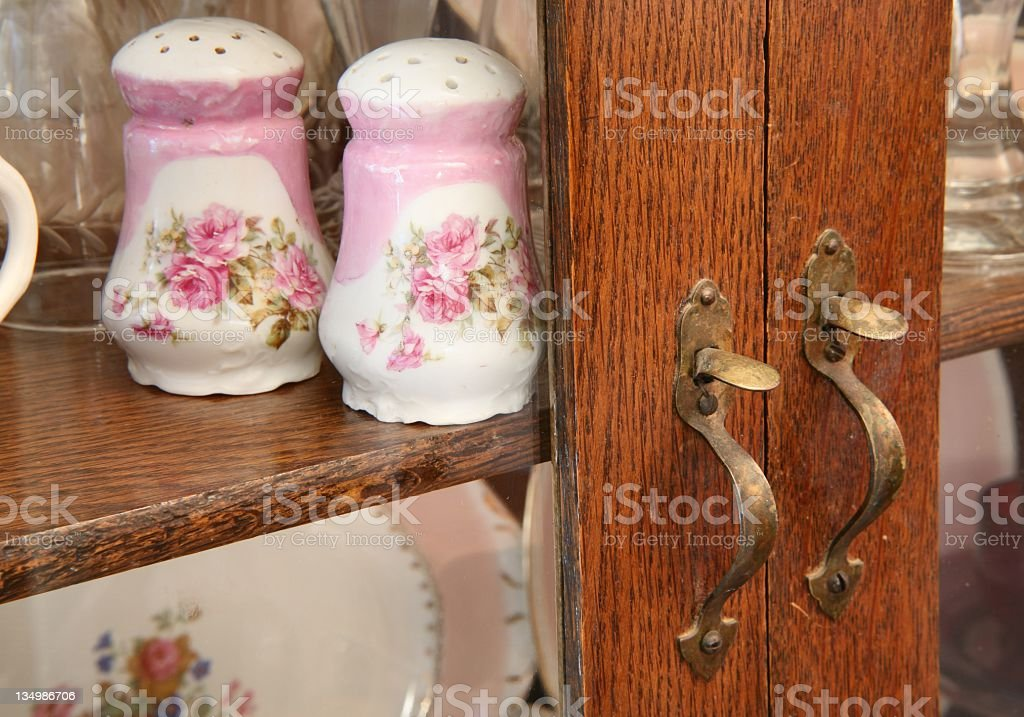 Beautiful Antiques 1 royalty-free stock photo