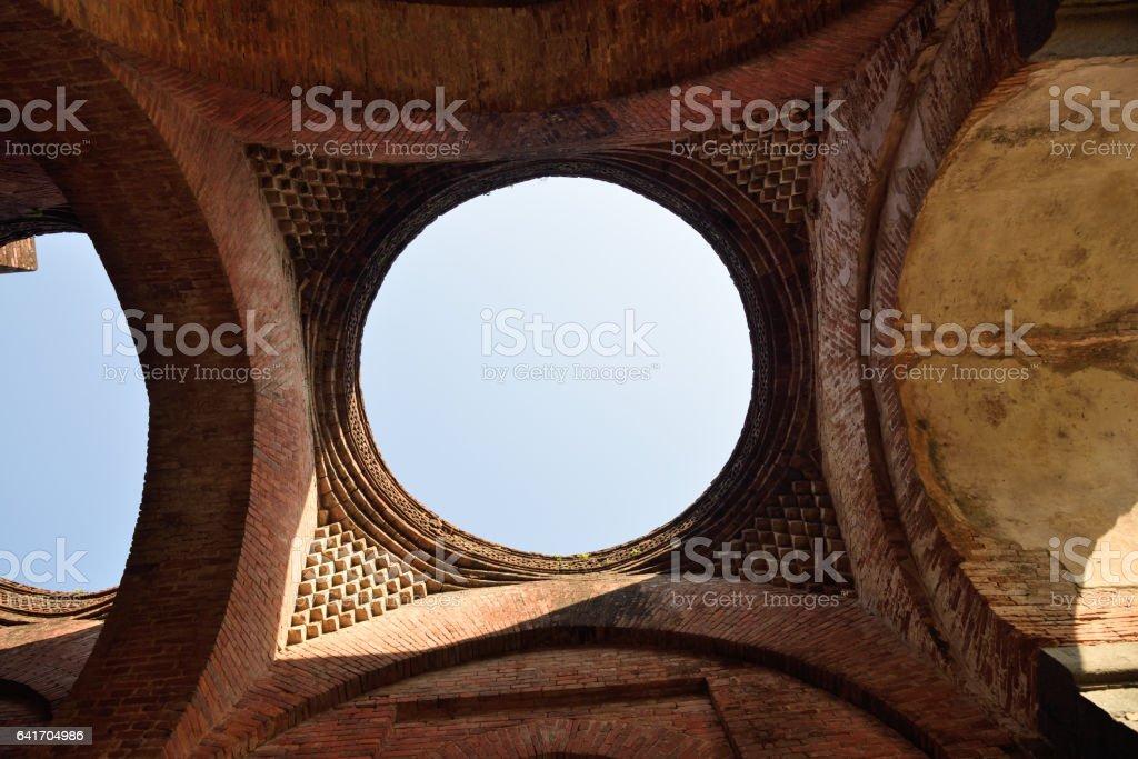 Beautiful architecture, stock photo