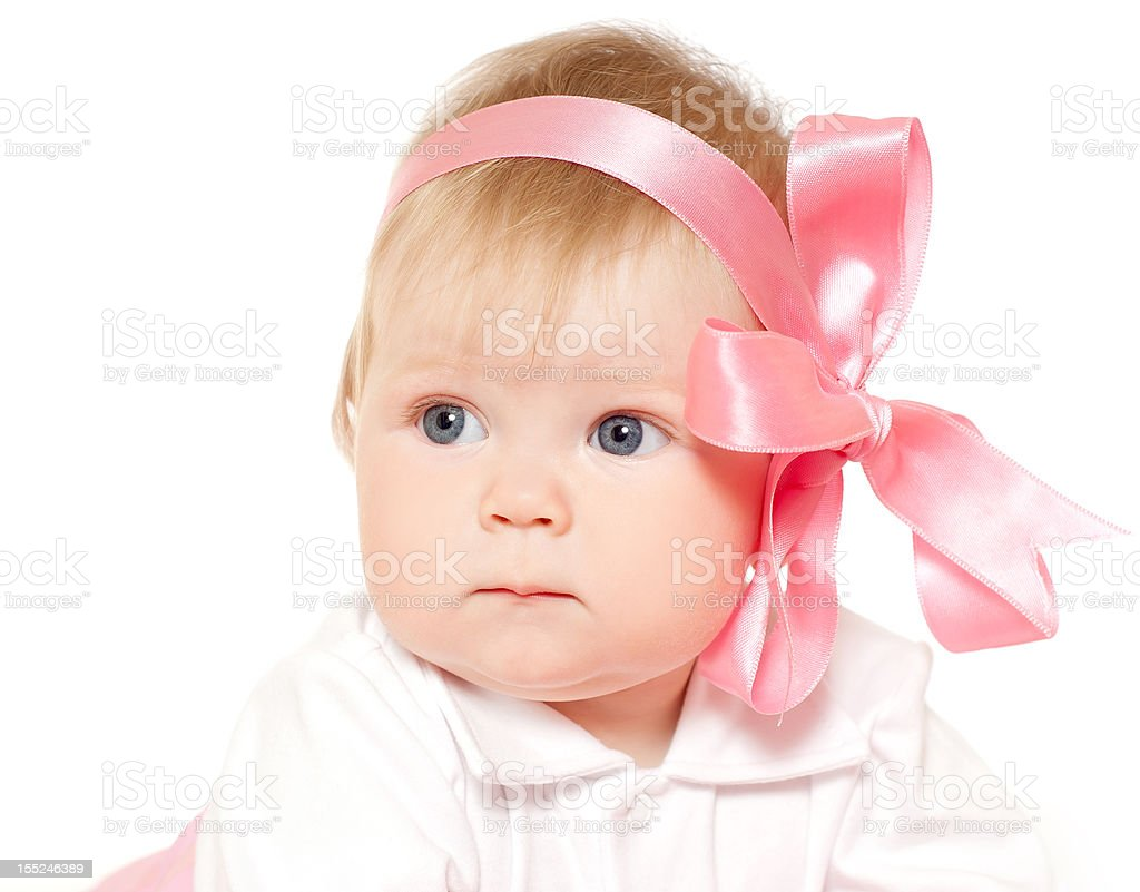 beautiful baby royalty-free stock photo