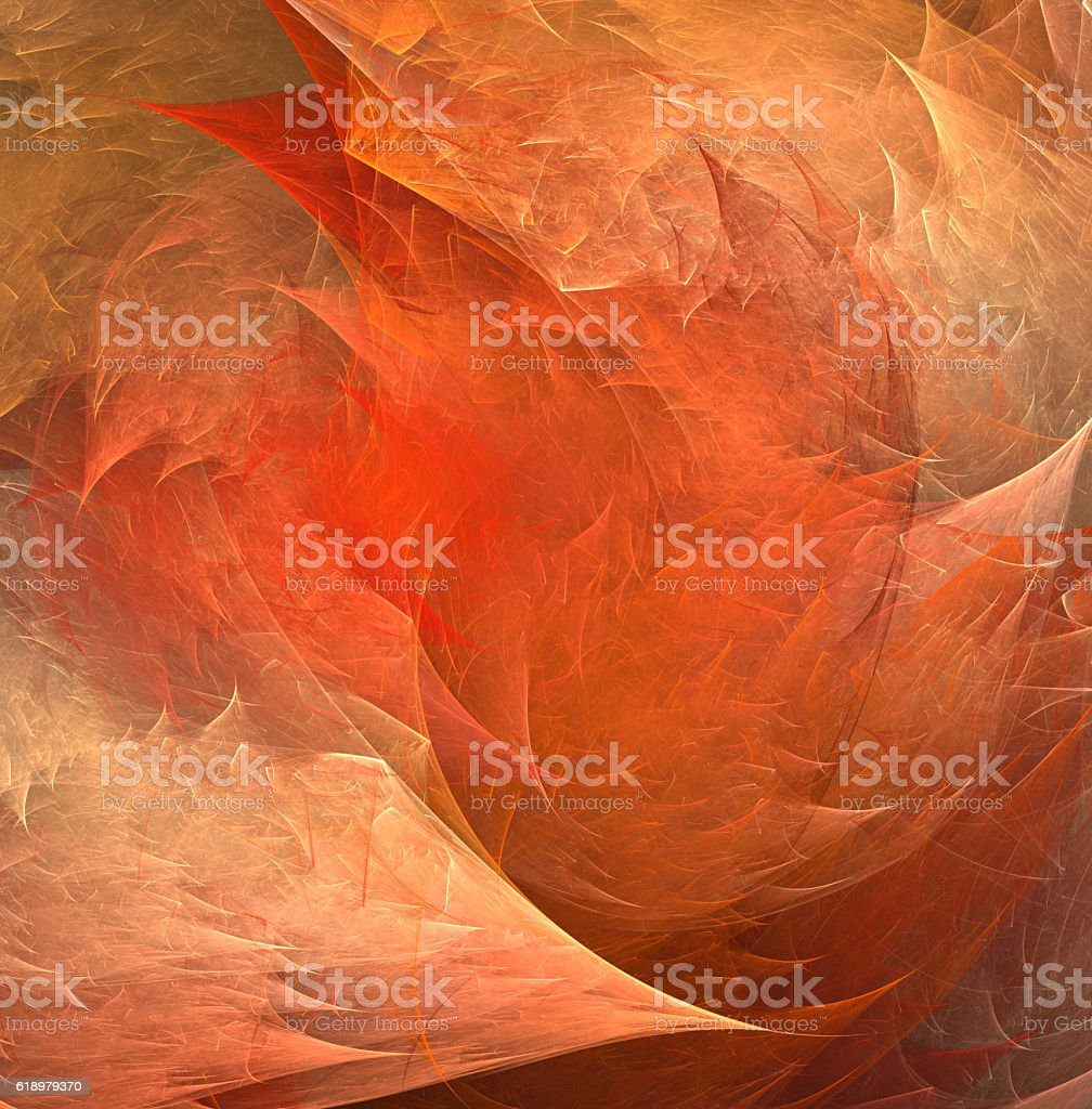 Beautiful background design in fall colours stock photo
