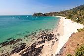Beautiful Beach in Ko Lanta Thailand
