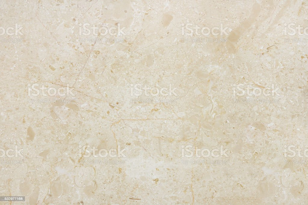 Beautiful beige marble background with natural pattern. stock photo