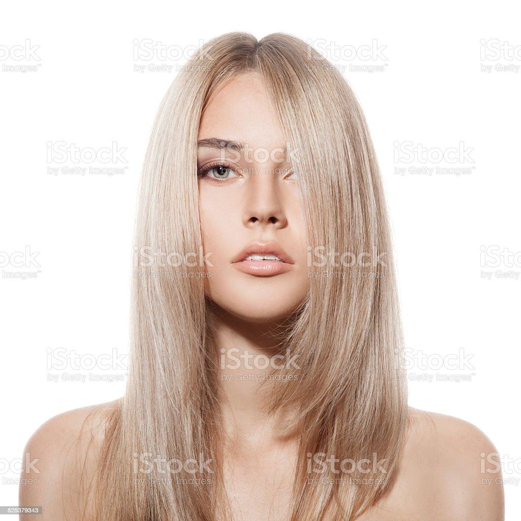 Фото блондинок красивых с длинными волосами