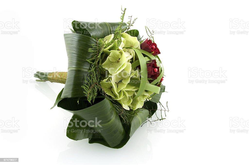 Beau bouquet de fleurs photo libre de droits