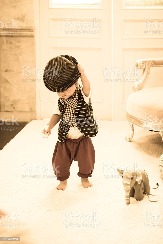 Beautiful Boy stock photo