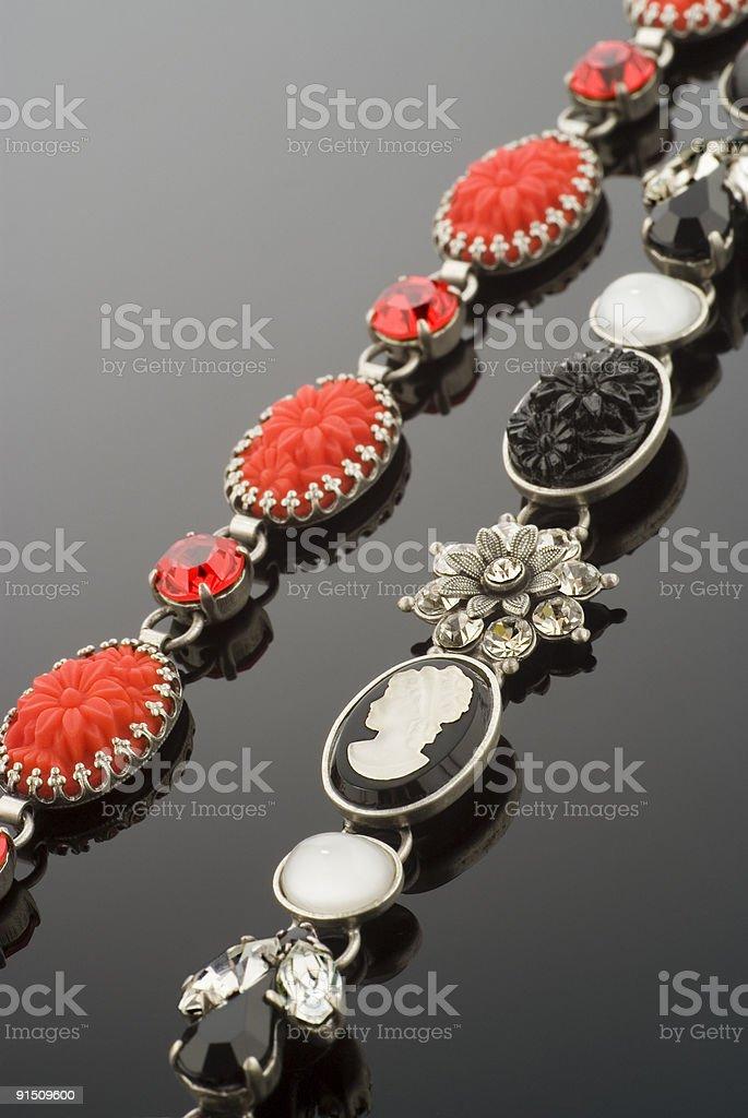 Красивые браслеты Стоковые фото Стоковая фотография