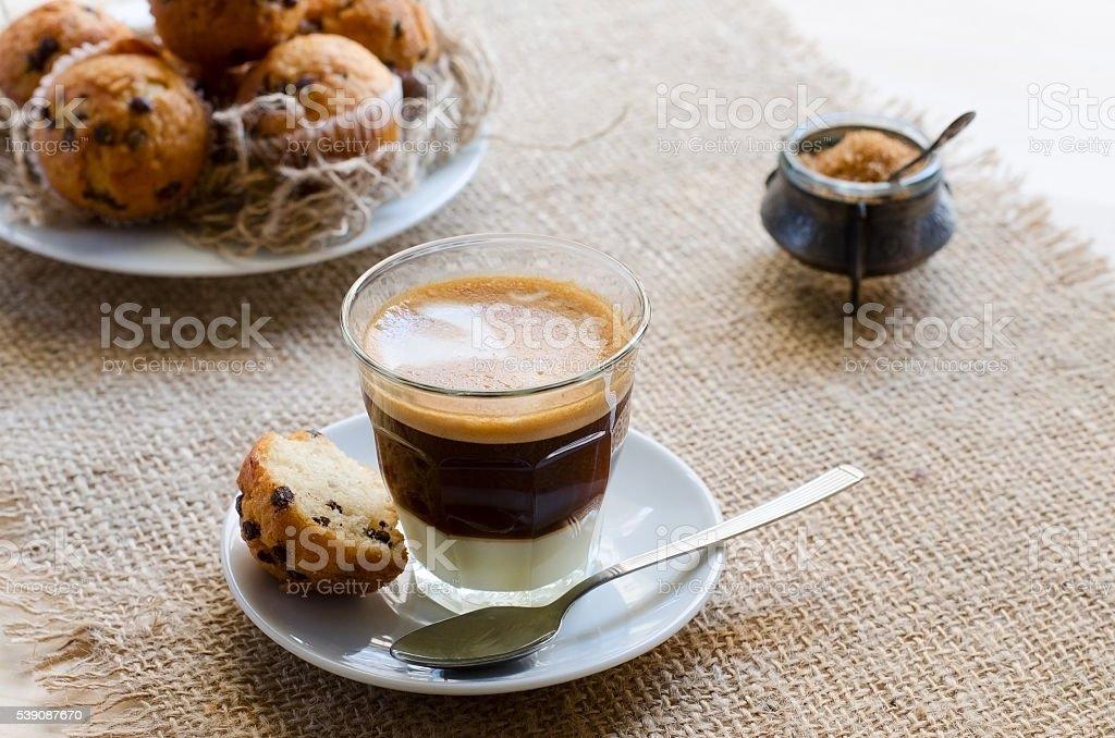 Beautiful Breakfast stock photo