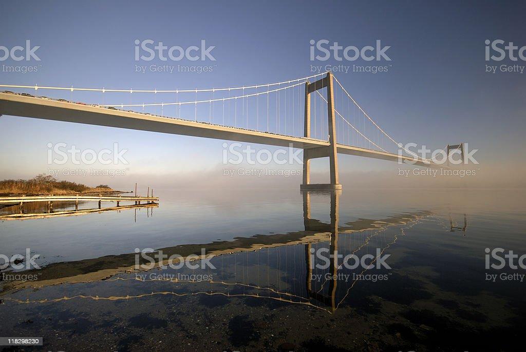 Beautiful Bridge royalty-free stock photo