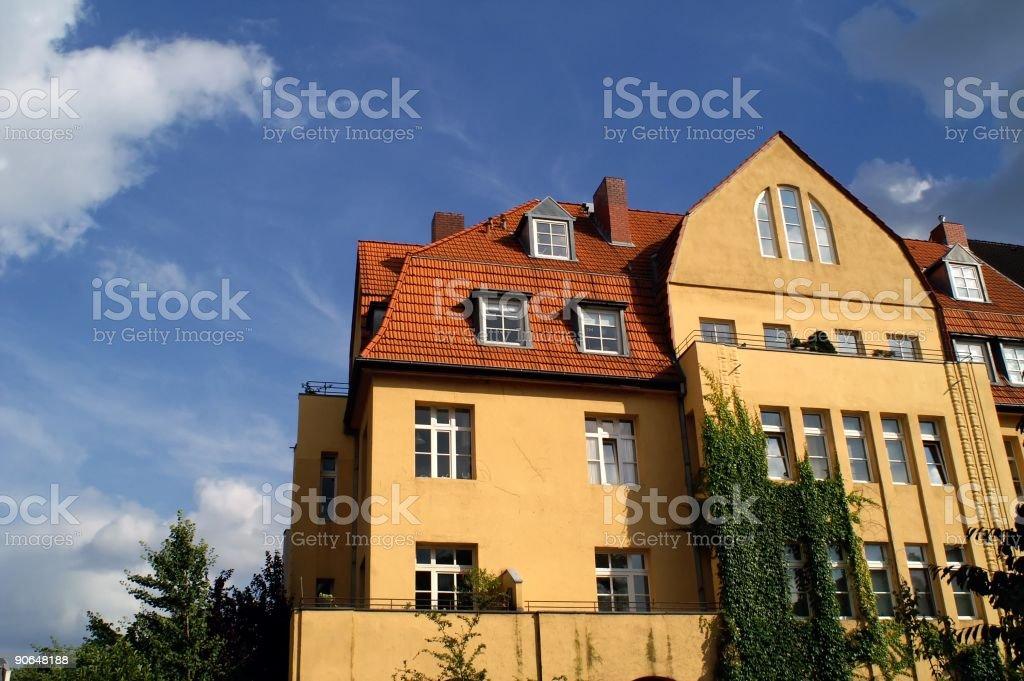 Beautiful Building royalty-free stock photo