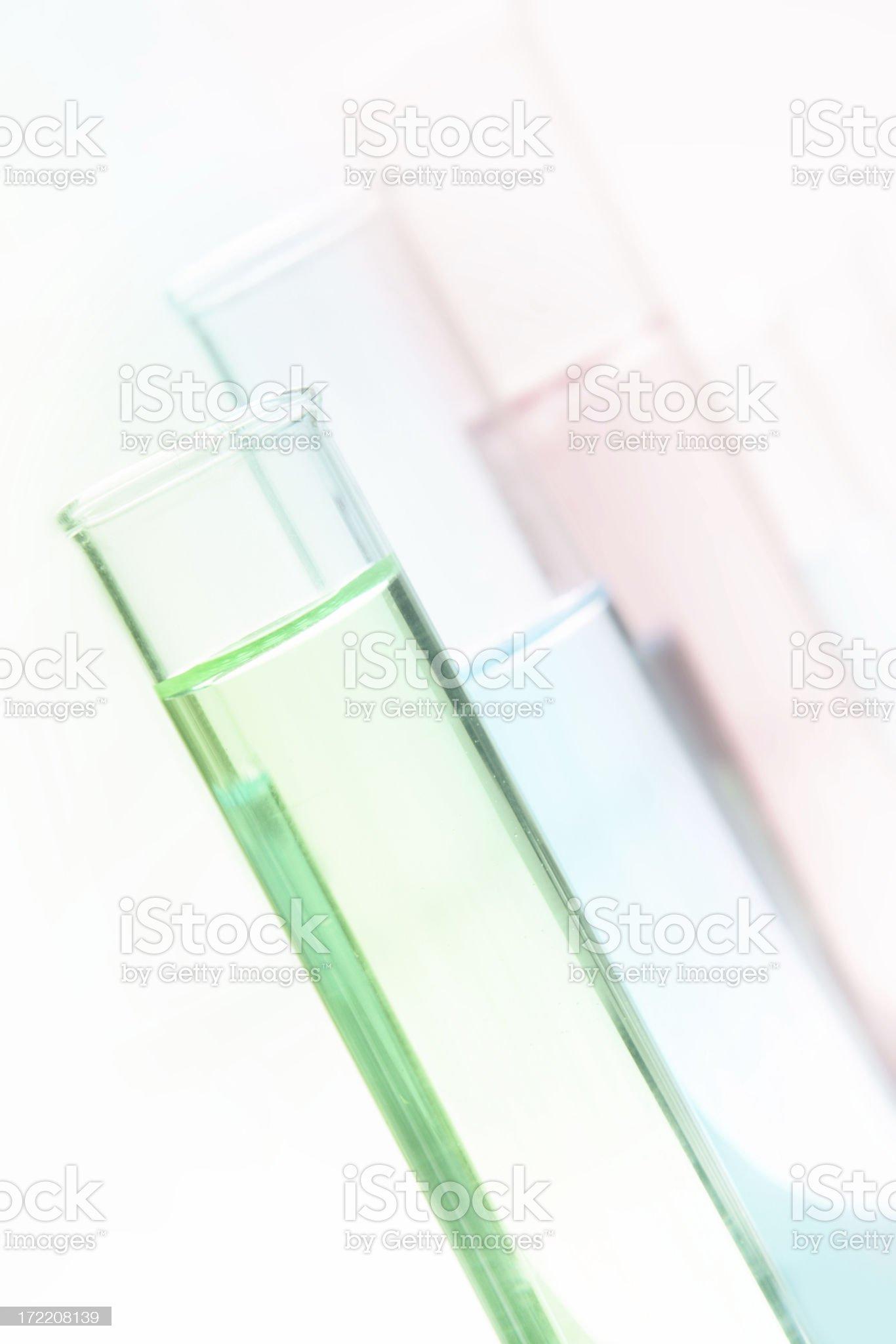 Beautiful Chemistry royalty-free stock photo