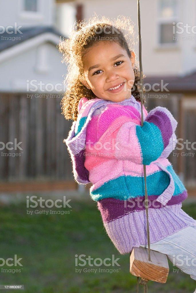 Beautiful Child royalty-free stock photo
