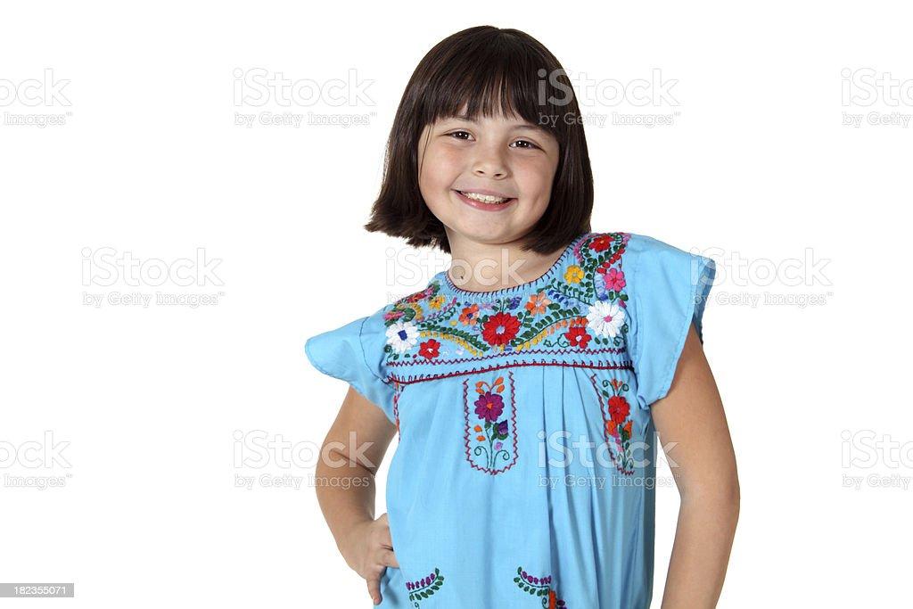 Beautiful Child stock photo