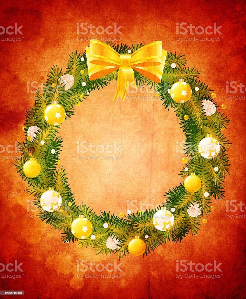 Beautiful Christmas Background royalty-free stock photo