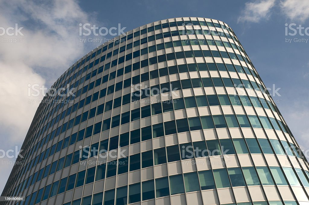 Beautiful Curves stock photo