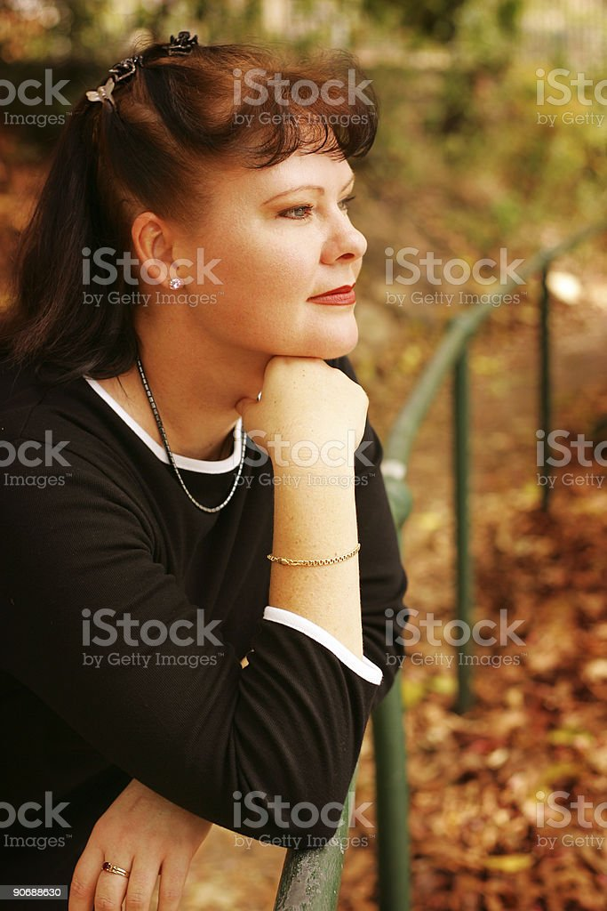 Beautiful Daydream royalty-free stock photo