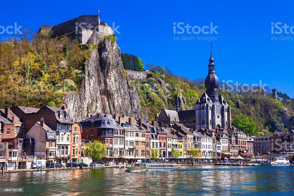 Beautiful Dinant,Belgium/ stock photo